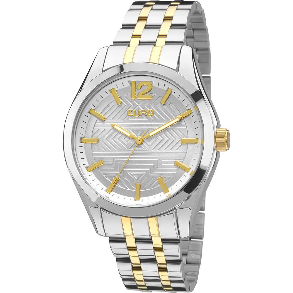 Relógio Feminino Euro Analógico Fashion EU2036LYX 5K é bom  Vale a pena  6a53d2686e