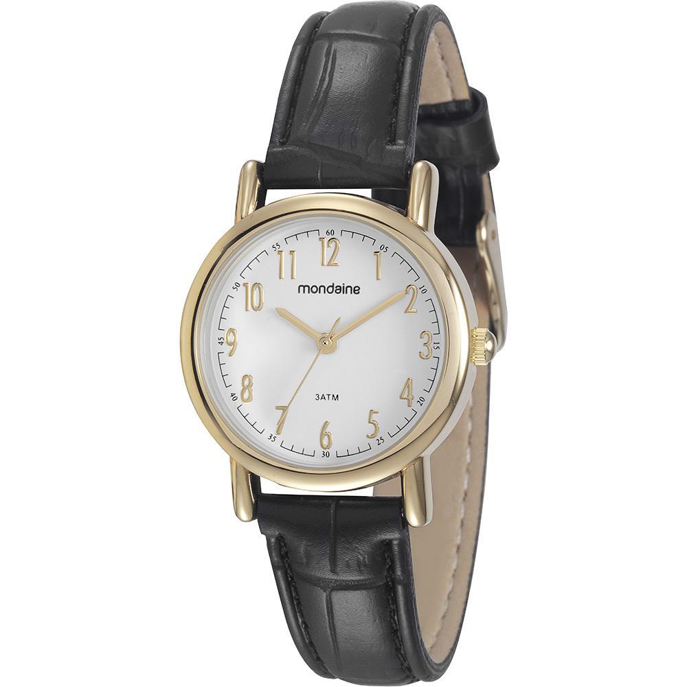 abac1df7883 Relógio Feminino Mondaine Analógico Clássico 83282LPMVDH1 é bom  Vale a  pena