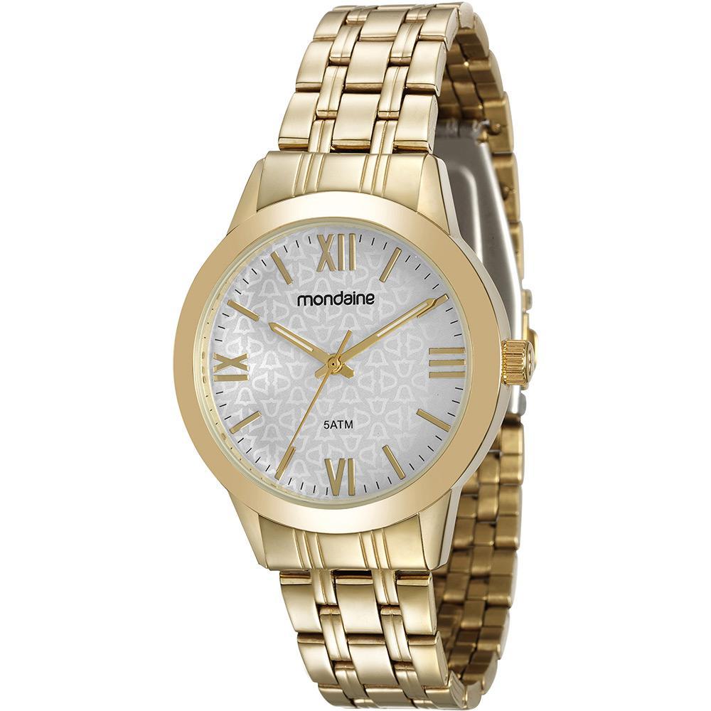 996f4d0fd0a Relógio Feminino Mondaine Analógico Fashion 83320lpmvde1 é bom  Vale a pena