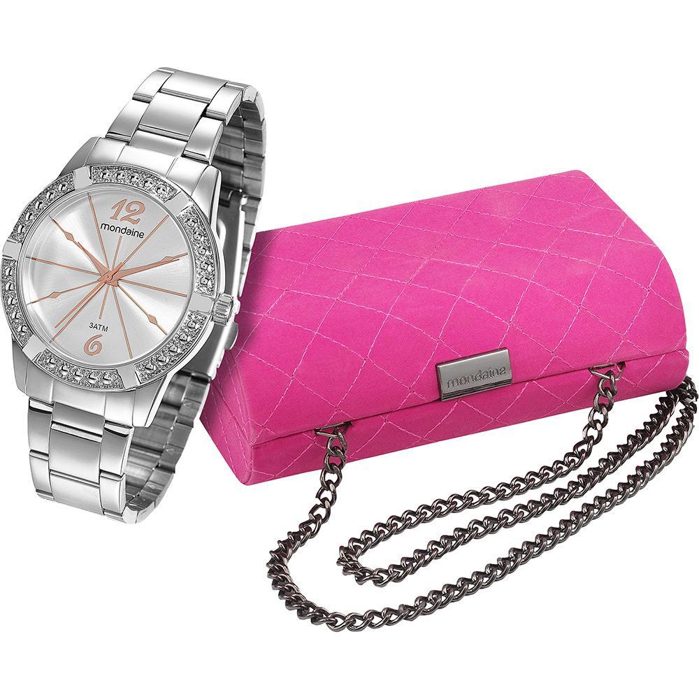 3d9298c4b98 Relógio Feminino Mondaine Analógico Fashion 94747l0mgne1k1 é bom  Vale a  pena