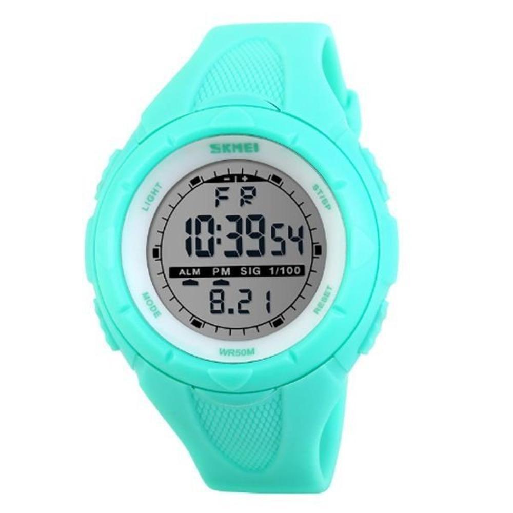 8fb91090dfa → Relógio Feminino Skmei Digital 1074 Vd É BOM  VALE A PENA