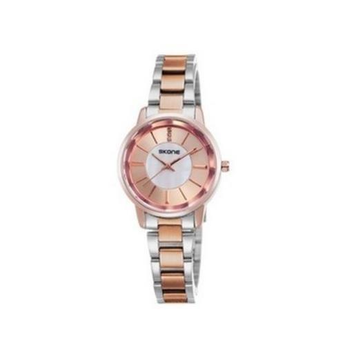 a84ef6da357 → Relógio Feminino Skone Analógico Casual Cobre 9153l é bom  Vale a ...