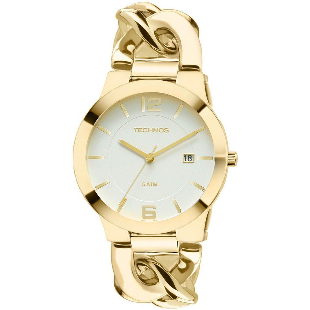 3f3b9b38674 → Relógio Feminino Technos Analógico Casual 2115UL 4B é bom  Vale a ...