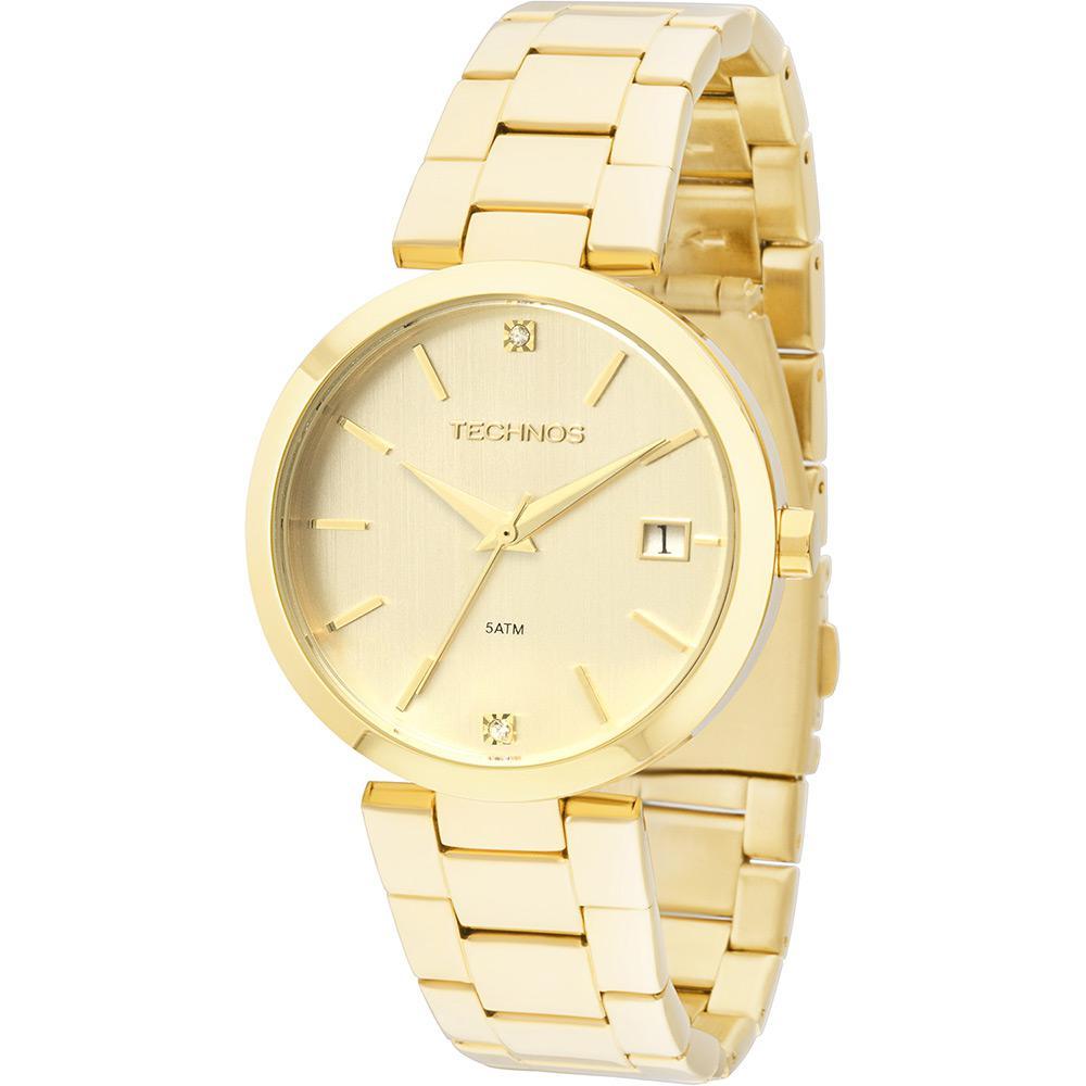 b7fed76fd83 Relógio Feminino Technos Analógico Fashion 2315ABR 4D é bom  Vale a pena