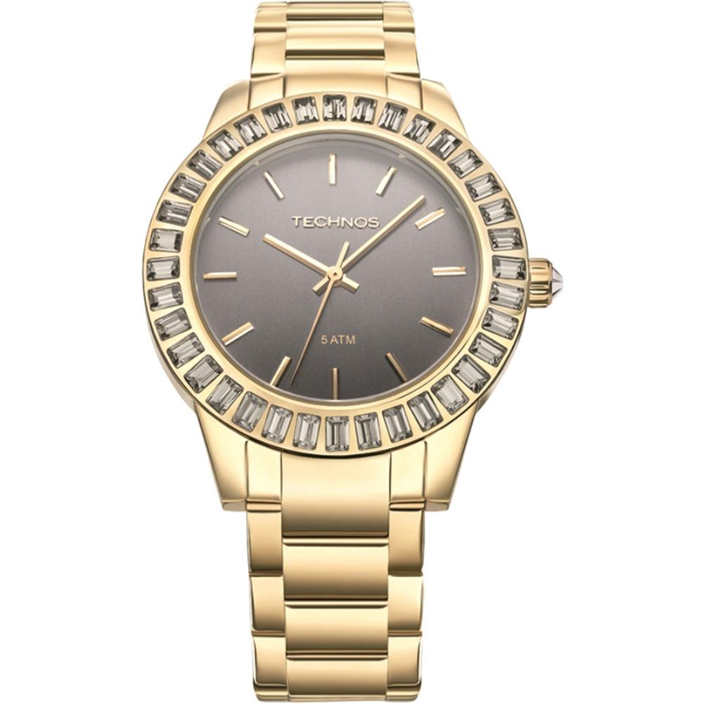 0c477cc8f52 Relógio Feminino Technos Analógico Fashion Swarovski 2035LTY 4P é bom  Vale  a pena