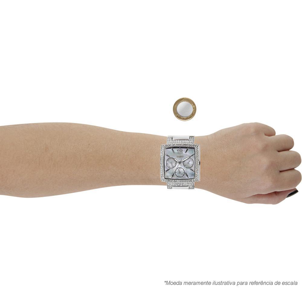 Relógio Feminino Technos Multifunção Fashion 6P29DC 3B é bom  Vale a pena  b2a873d9d4