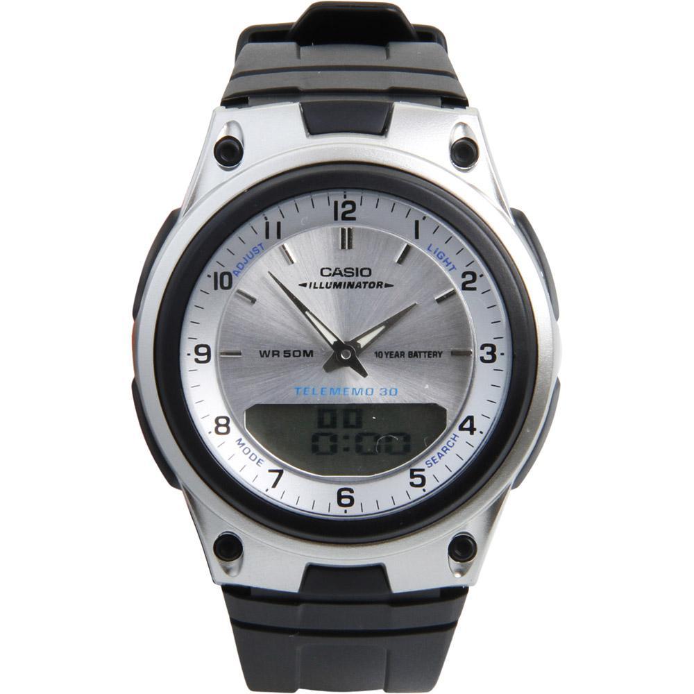 90d84abe0a6 Relógio Masculino Casio Analógico Digital Esportivo AW-80-7AVDF é bom  Vale  a pena