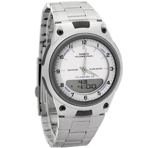 c55cdd1cdd8 Relógio Masculino Casio Analógico Digital Esportivo AW-80D-7AVDF é bom   Vale a pena