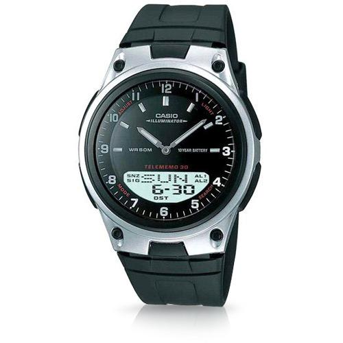 272c4cb3f98 Relógio Masculino Casio Analógico Digital Social AW-80-1AVDF é bom  Vale a  pena