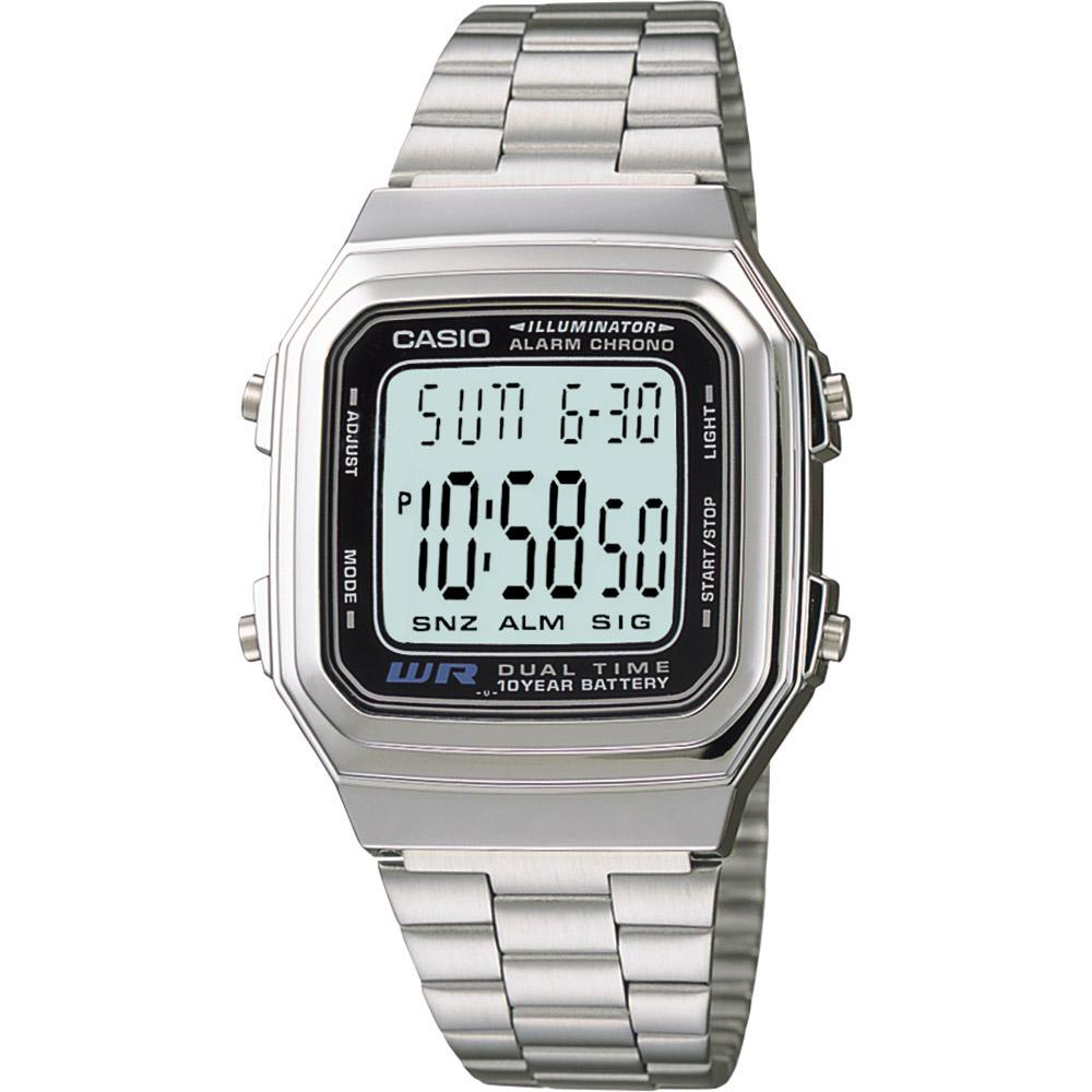 bba4e167927 Relógio Masculino Casio Digital Esportivo A178WA-1ADF é bom  Vale a pena