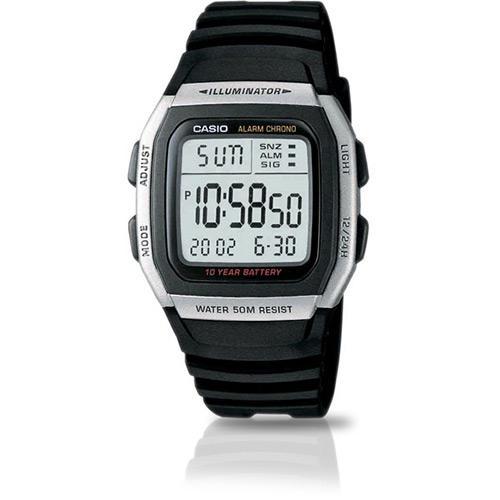 a6303a76b4a Relógio Masculino Casio Digital Esportivo W-96H-1AVDF é bom  Vale a pena