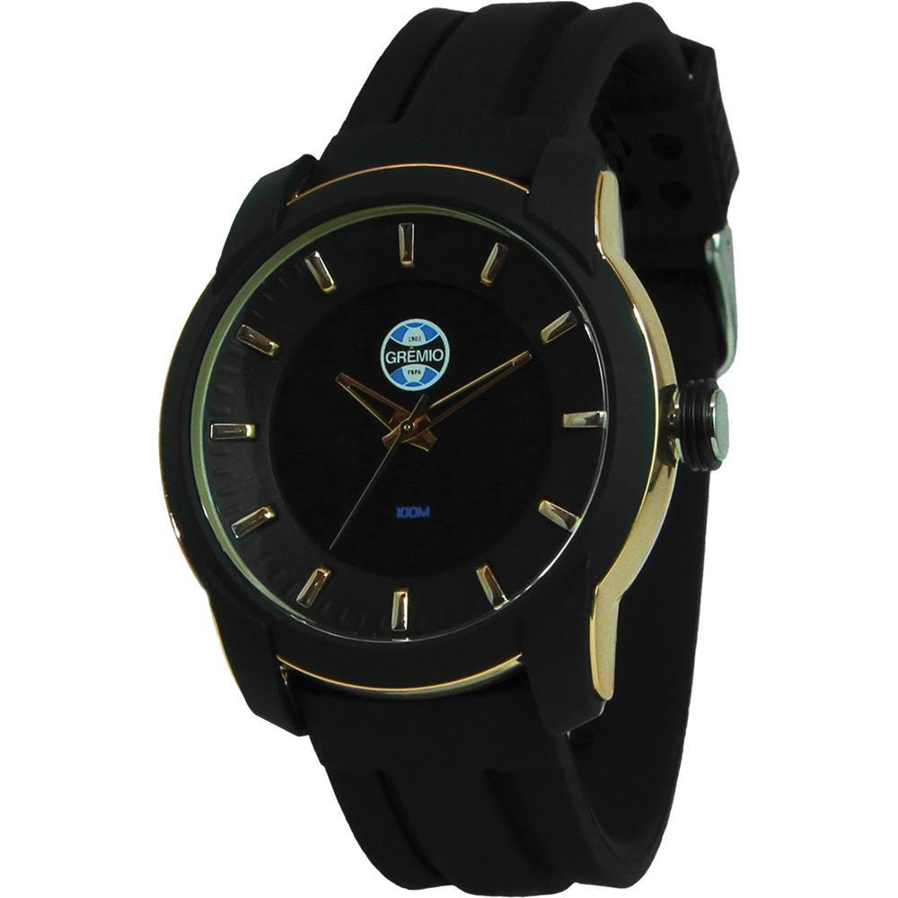 Relógio Masculino Clubes Technos Analógico Casual Gremio GRE2035AB 8P é  bom  Vale a pena  07050a40ec