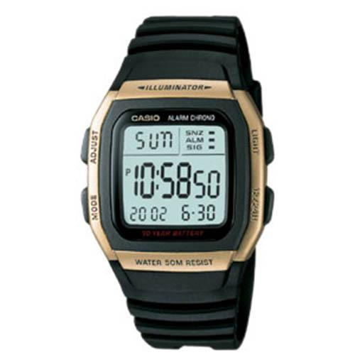 9ebfb3fa10c Relógio Masculino Digital 50m com alarme W-96H-9AVDF Casio é bom  Vale a  pena