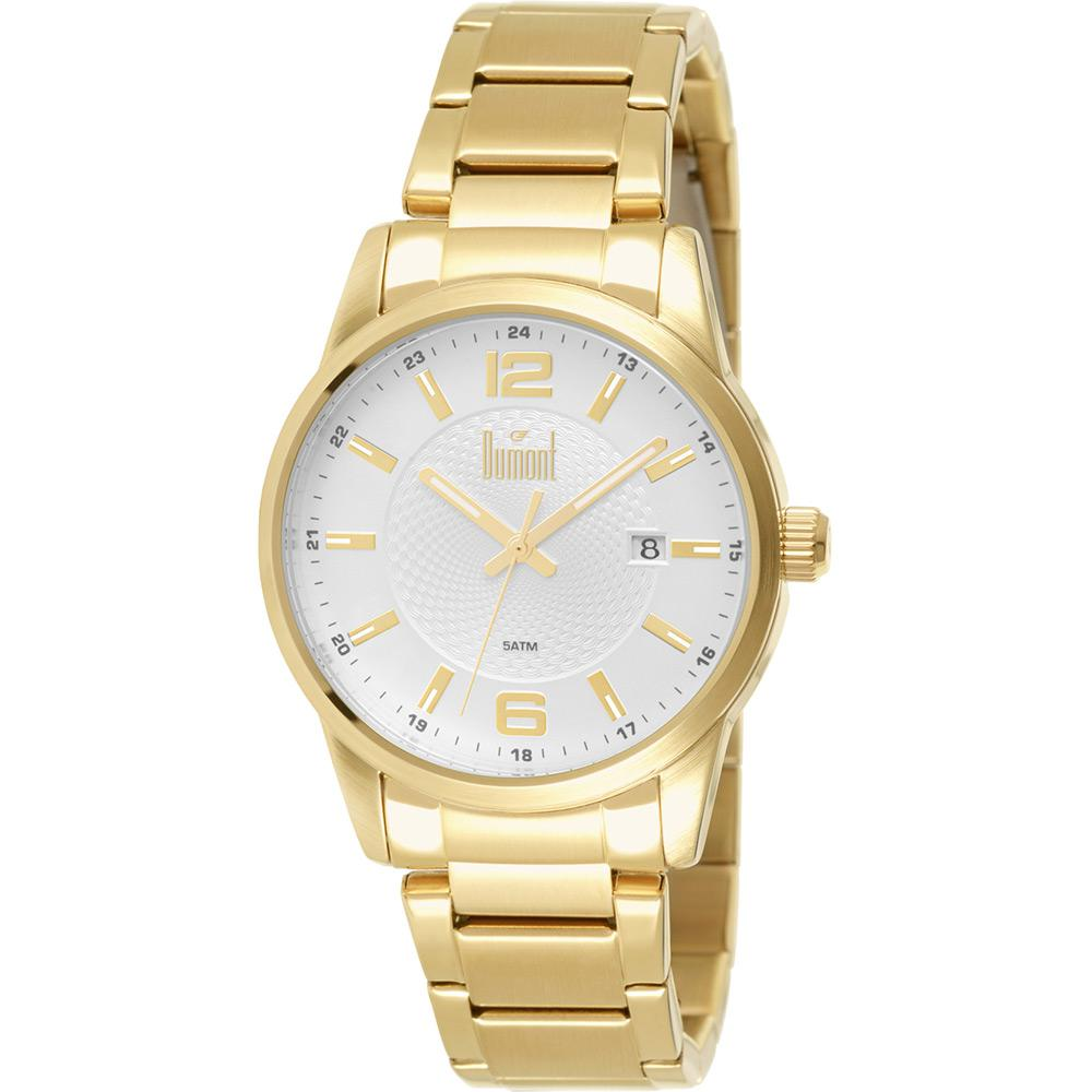 Relógio Masculino Dumont Analógico Casual DU2315AA 4K é bom  Vale a pena  3b00815e0e
