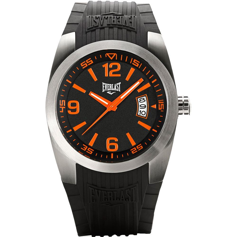 e0365a2e2cf Relógio Masculino Everlast Analógico E178 Esportivo é bom  Vale a pena