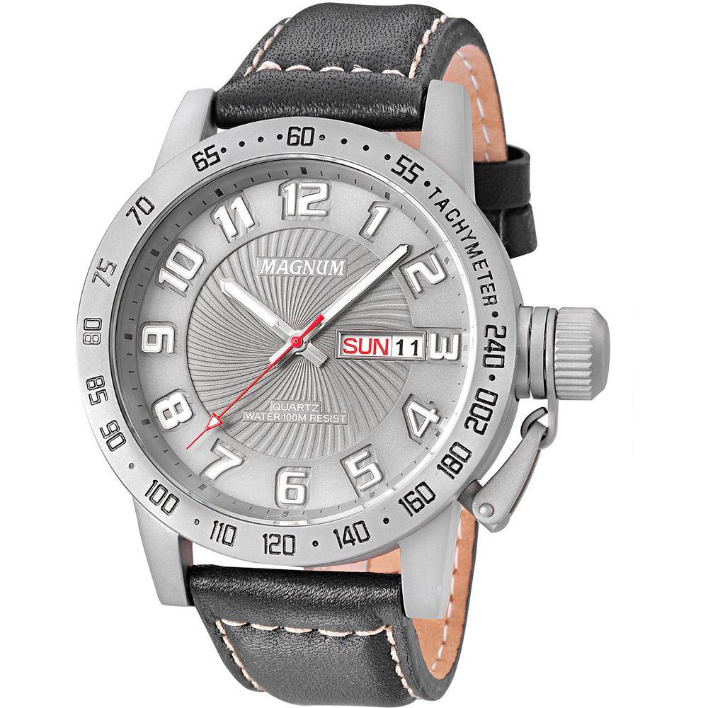 66d9dd12a44 Relógio Masculino Magnum Analógico Esportivo MA33139W é bom  Vale a pena