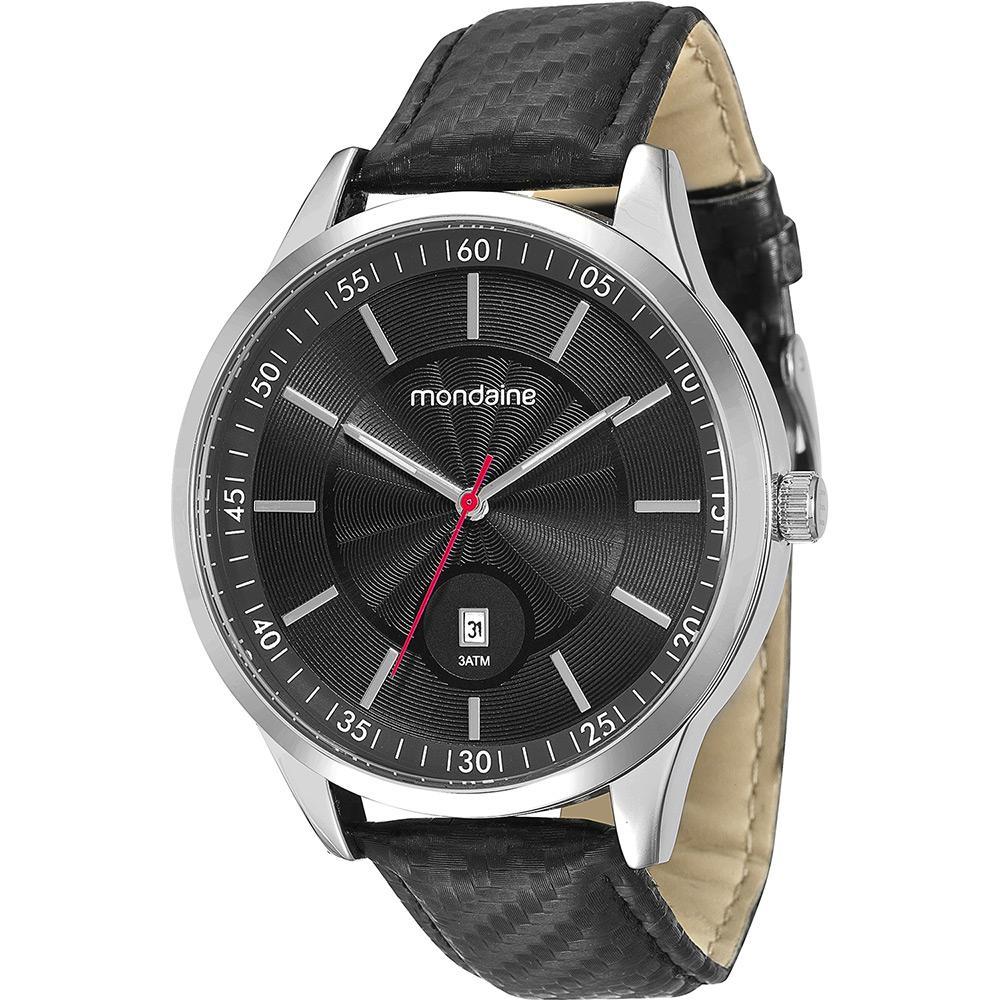 24b15c6b96c Relógio Masculino Mondaine Analógico com Calendário Clássico 76501g0mvnh1 é  bom  Vale a pena