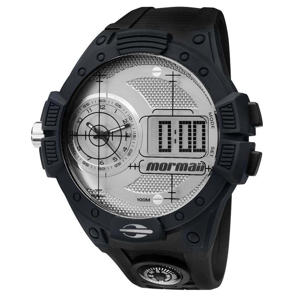 8cda260cb26 Relógio Masculino Mormaii Acqua Pro Anadigi Mo2568ab 8b é bom  Vale a pena