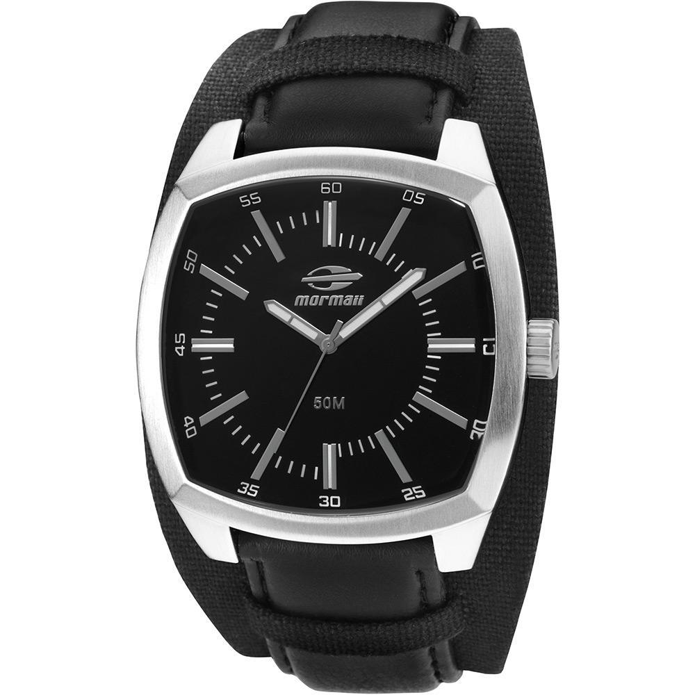 64fe90b592b Relógio Masculino Mormaii Analógico Tradicional Mo2035bm 3p é bom  Vale a  pena