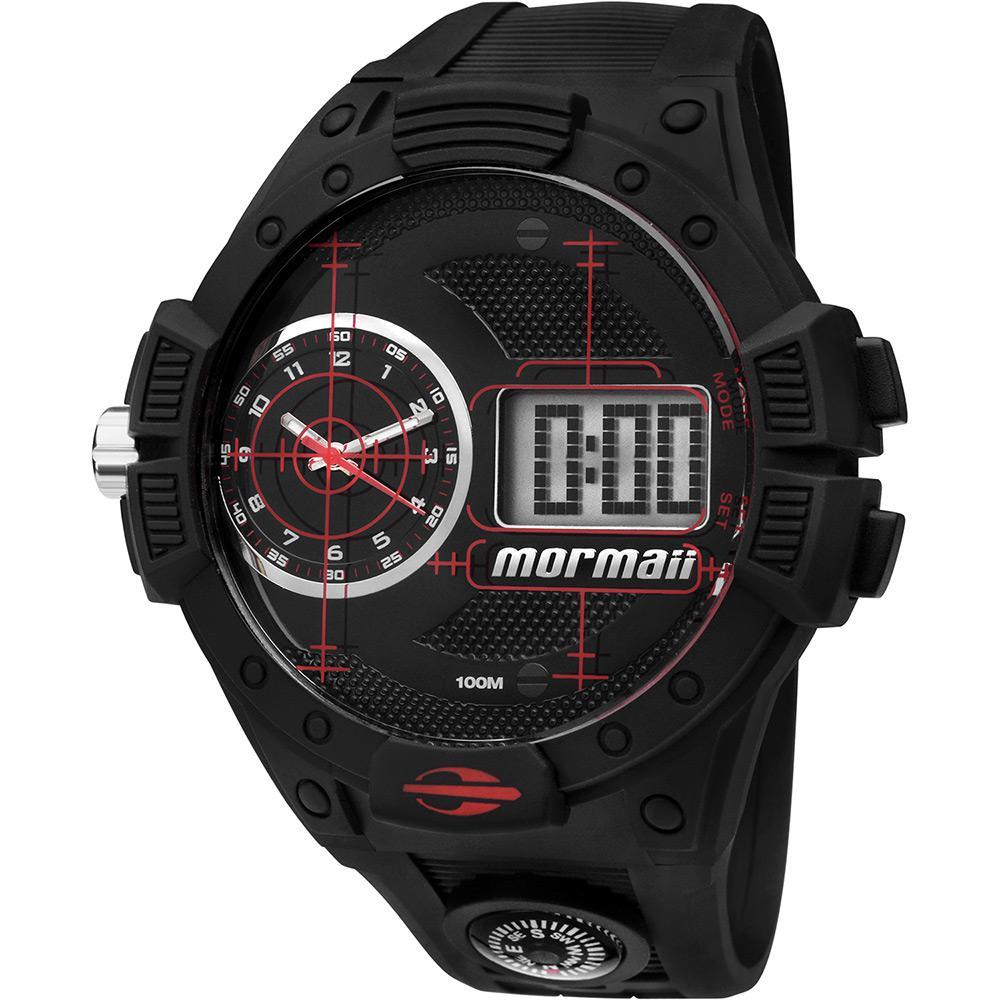 c05ffa3d46d Relógio Masculino Mormaii Digital analógico Classico Mo2568ab 8r é bom  Vale  a pena