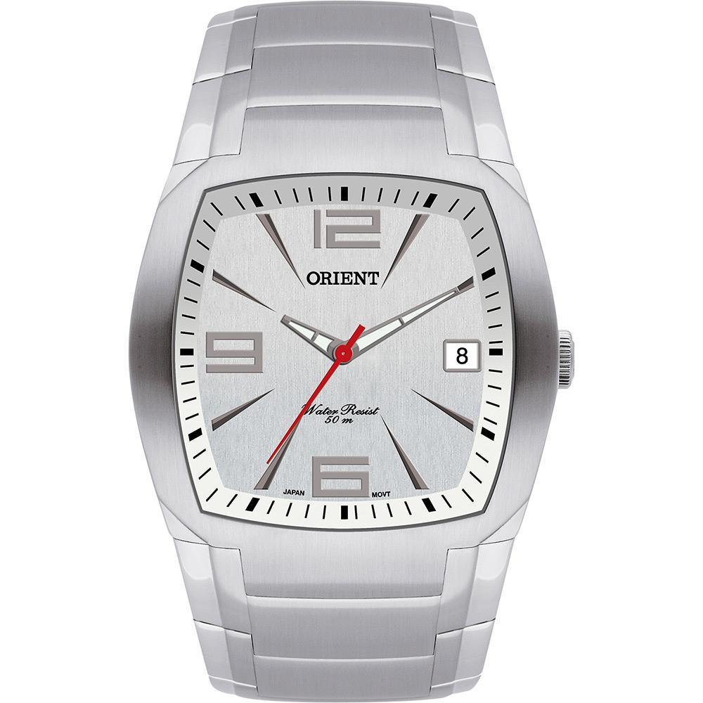 cfa7a4d45c3 → Relógio Masculino Orient Analógico Casual GBSS1042 é bom  Vale a ...