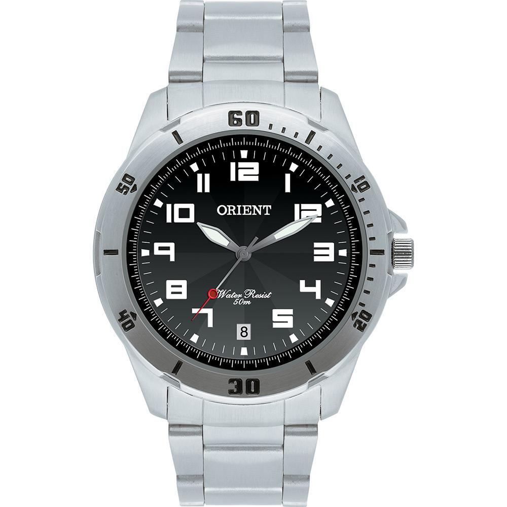 760e8950e92 Relógio Masculino Orient Analógico Esportivo MBSS1155A P2SX é bom  Vale a  pena