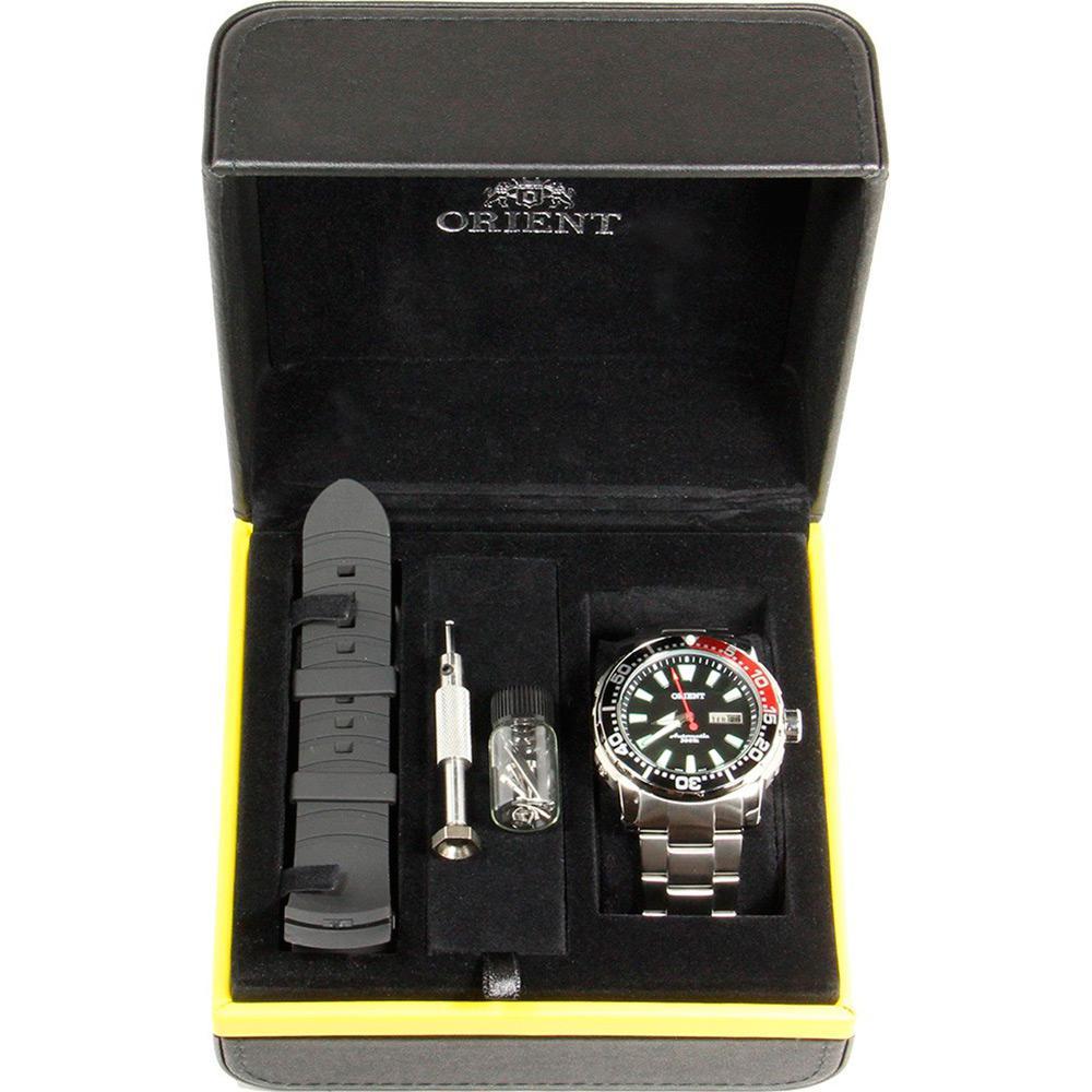62bad8e22ba Relógio Masculino Orient Analogico Esportivo Scuba Diver Automático  469SS039 PVSX é bom  Vale a pena