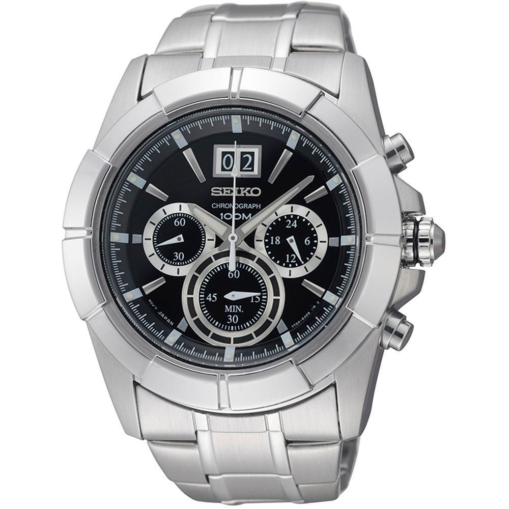 a5c0834beb3 → Relógio Masculino Seiko 7T04AD 1 é bom  Vale a pena