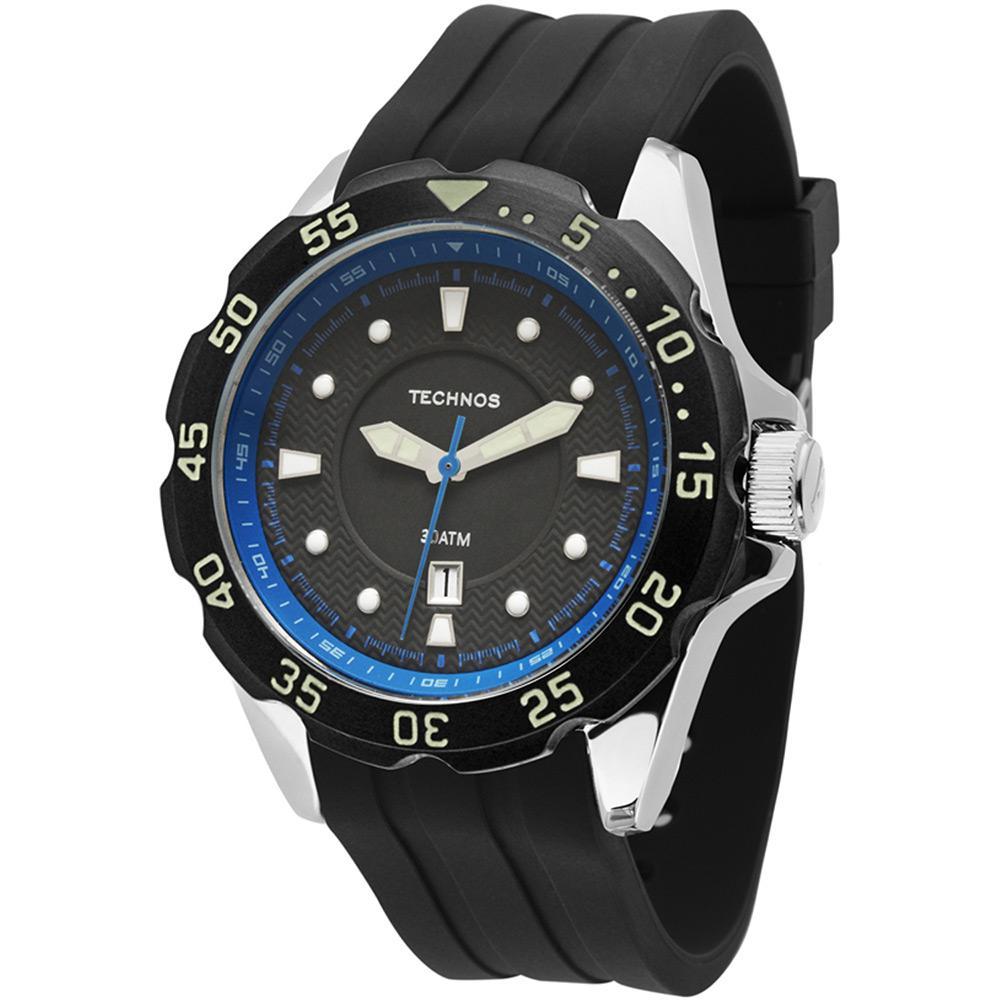 1e299f6e498 Relógio Masculino Technos Acqua Analógico 2115KPB 8P é bom  Vale a pena