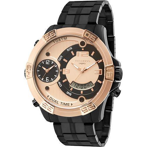 Relógio Masculino Technos Analógico Casual T205ft 4t é bom  Vale a pena  5862ef79b9