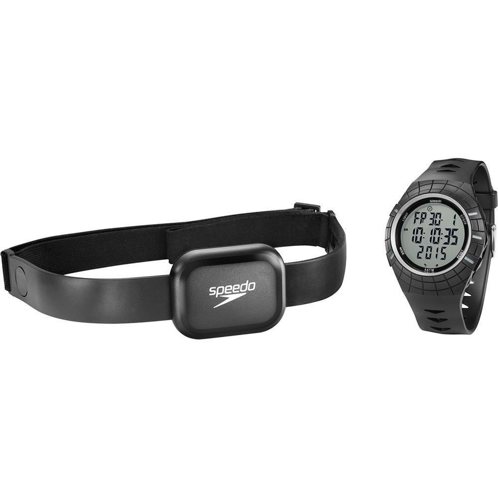 df45722c281 Relógio Monitor Cardíaco Speedo 66002G0EMNP1 Masculino Preto é bom  Vale a  pena