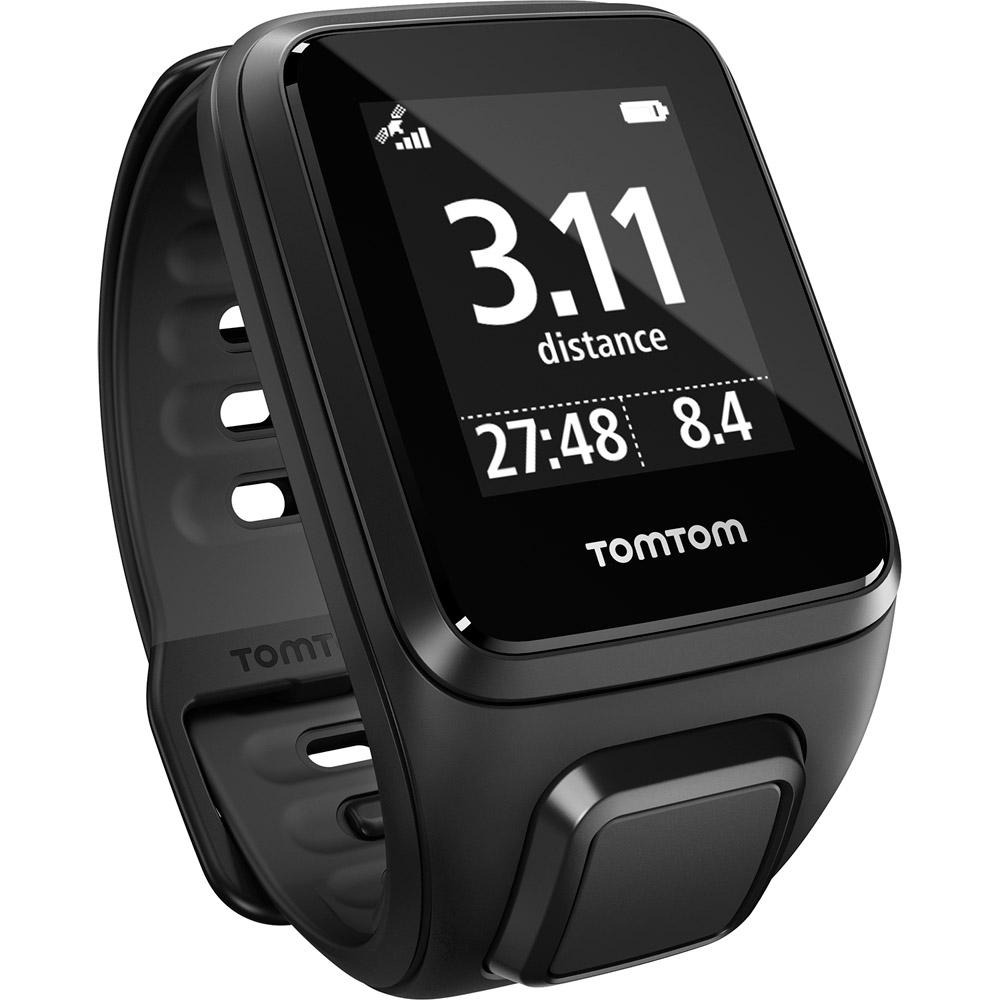 b2f02d833ea Relógio para Corrida TomTom Spark Cardio Unissex com Monitor Cardíaco GPS -  Preto é bom