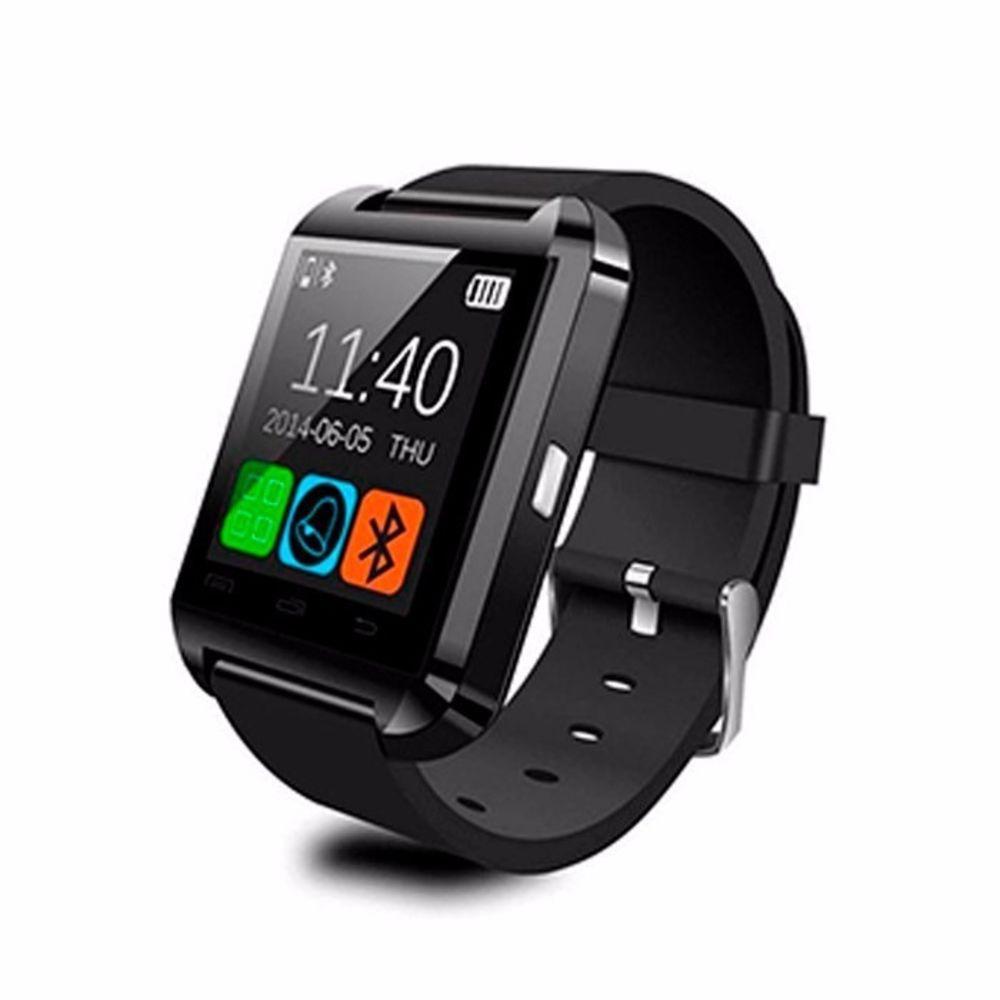f46cd7978b7 → Relógio Smartwatch U8 Inteligente Via Bluetooth é bom  Vale a pena