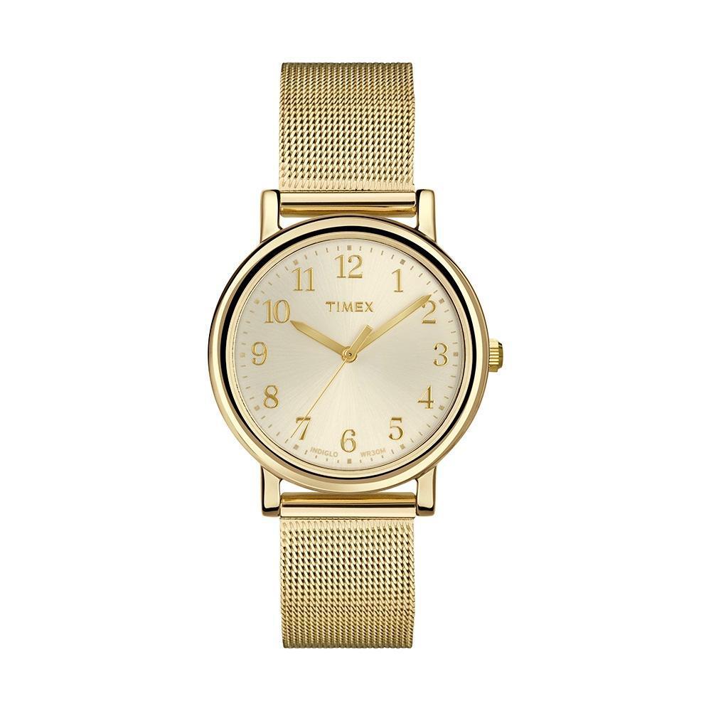 1c8e9e8bc11 Relógio Timex Style Weekender Feminino Ref  T2p462ww Tn é bom  Vale a pena