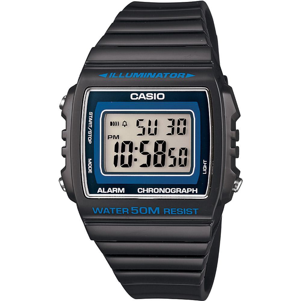 ebd278edd74 → Relógio Unissex Casio Digital W-215H-8AVDF é bom  Vale a pena