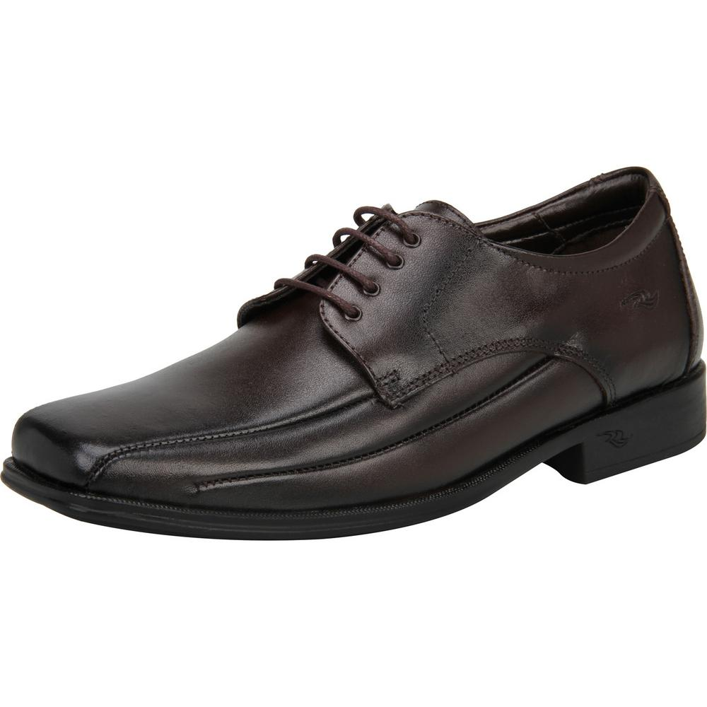 44b65f2ea4 → Sapato Social Rafarillo Couro Cadarço é bom  Vale a pena