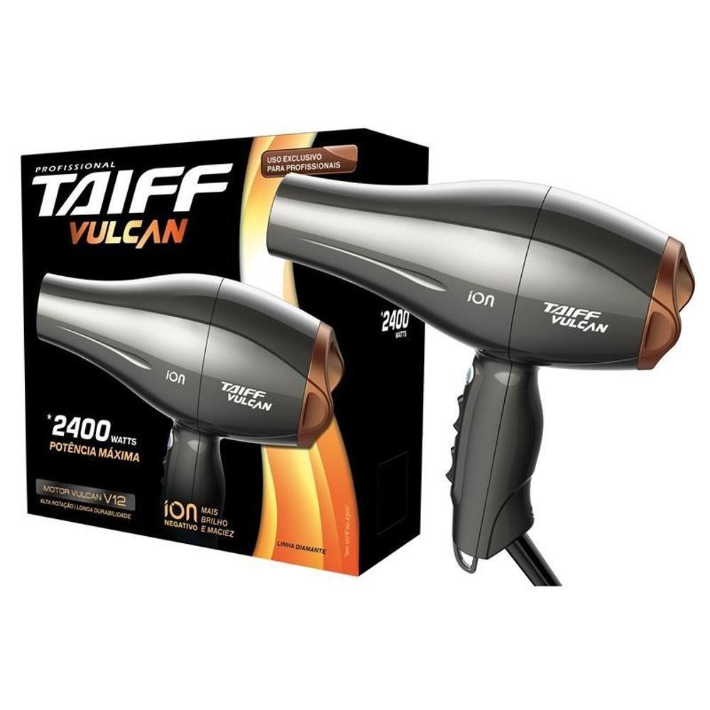 d9fda0ef7 → Secador Taiff Vulcan Profissional 2400w 127v【É BOM? VALE A PENA?】