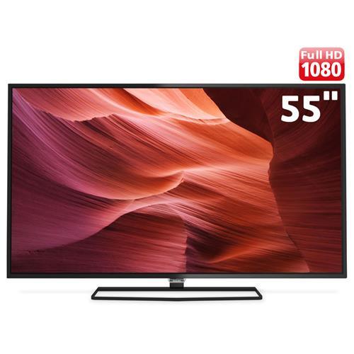 408ea7144 Smart TV LED 55