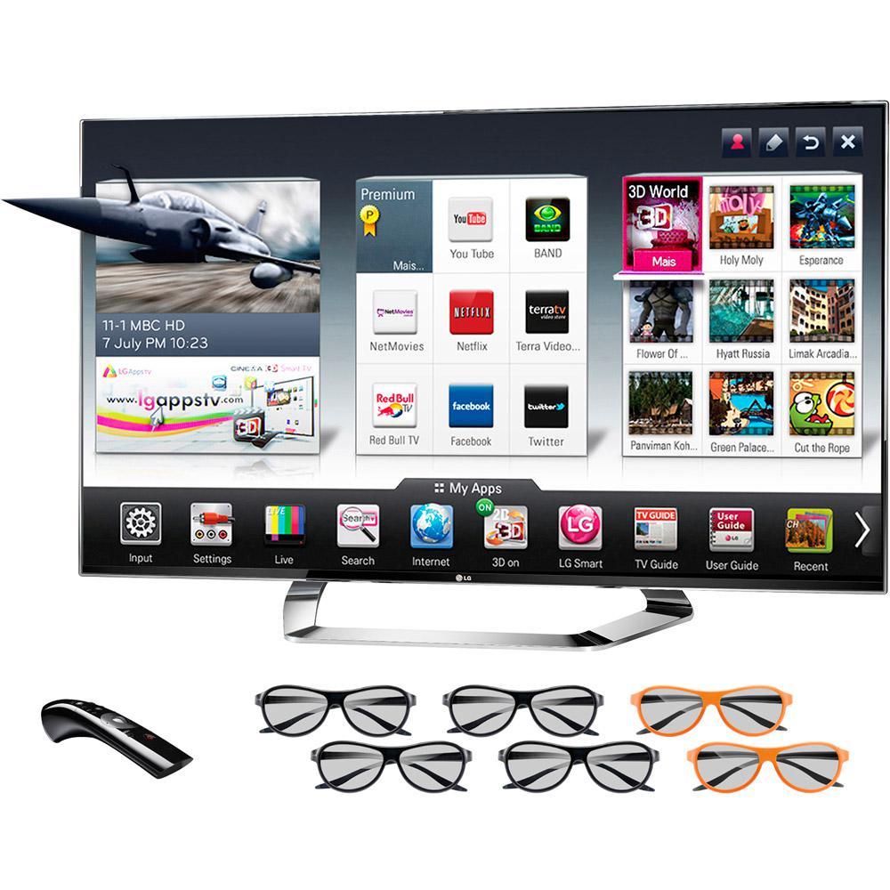 aedb75447 Smart TV LED 55