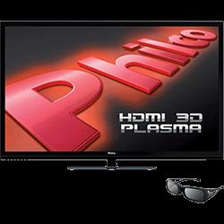 """→ Smart TV Philco Plasma 3D 51"""" PH51C20PSG HD 3 HDMI 2 USB é bom? Vale a  pena?"""