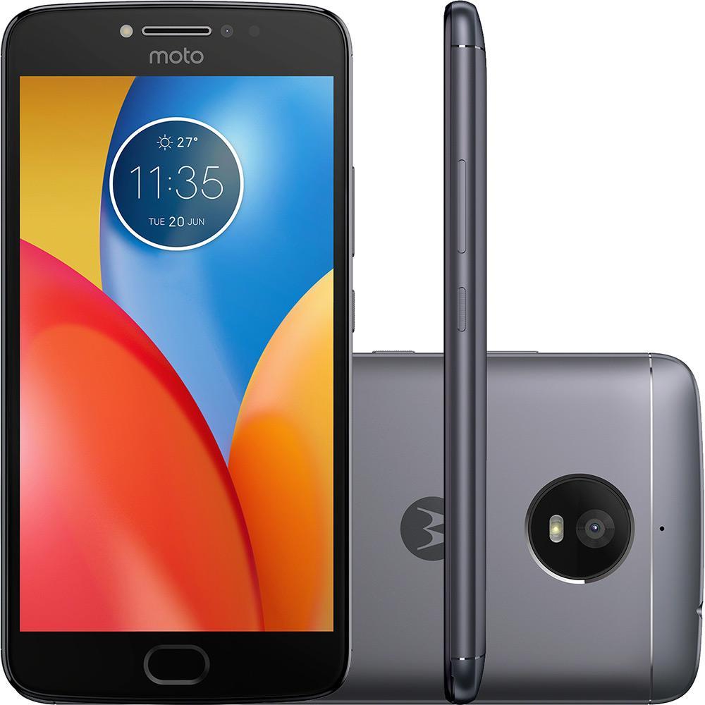 1054ed9ce Smartphone Motorola Moto E4 Plus Dual Chip Android 7.1.1 Nougat Tela 5