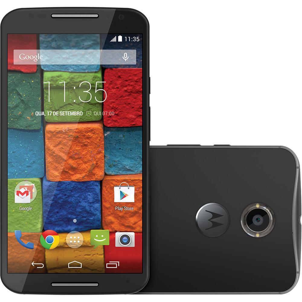 31e50f85f10 Smartphone Motorola Moto X 2ª Geração Desbloqueado Android 4.4 Tela 5.2
