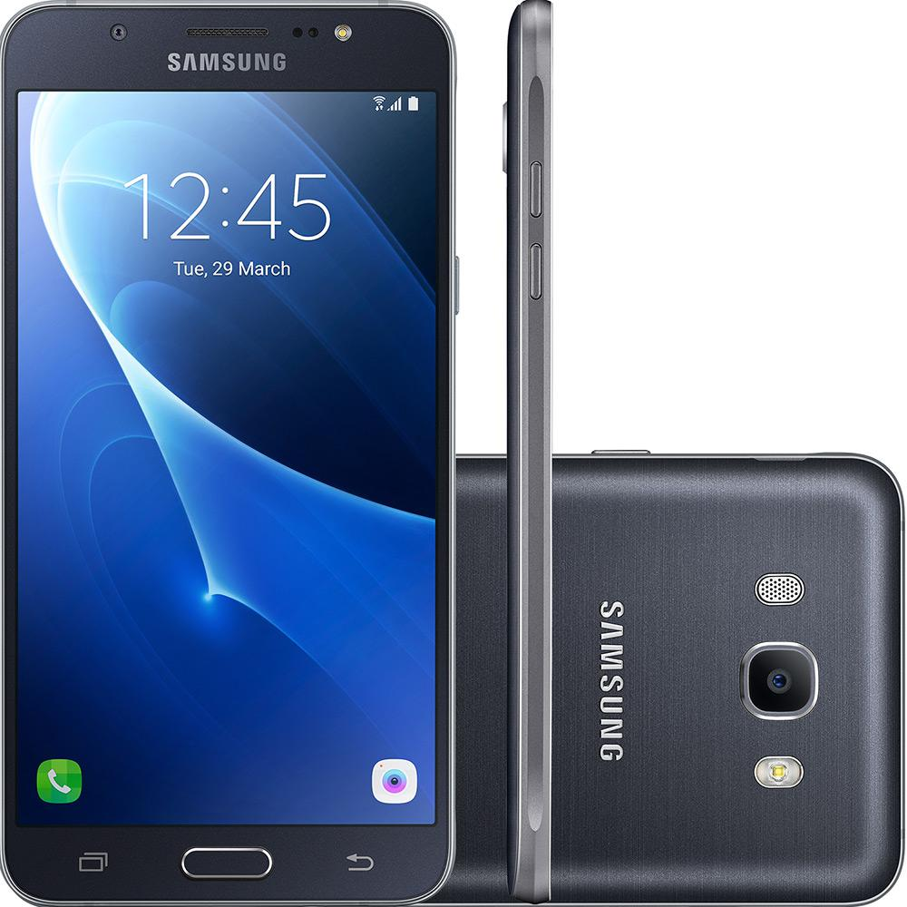 df9625bc18 Smartphone Samsung Galaxy J7 Metal Dual Chip Android 6.0 Tela 5.5