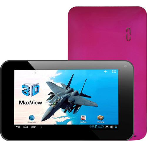 → Tablet DL 3D Max View 8GB Wi-fi Tela 7