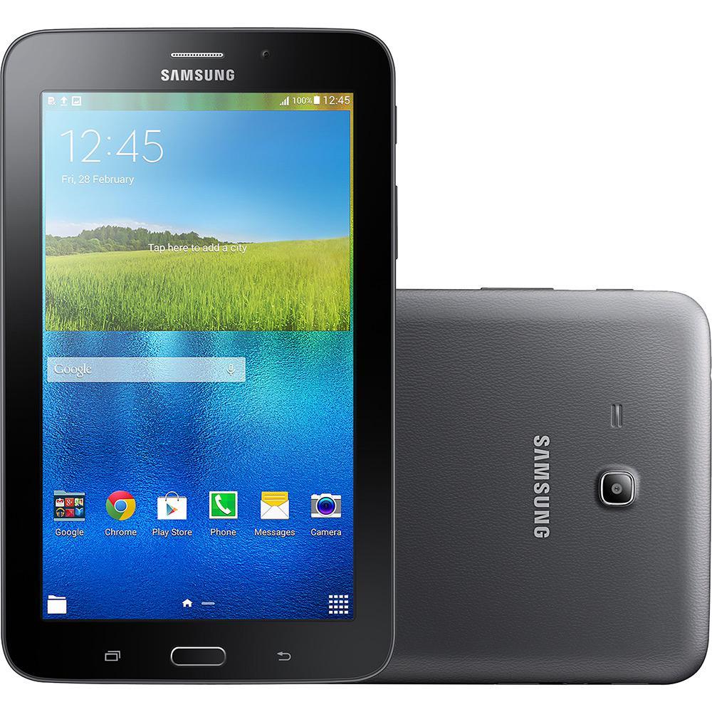 1a7eb551d02 Tablet Samsung Galaxy Tab T116 8GB Wi-Fi 3G Tela 7