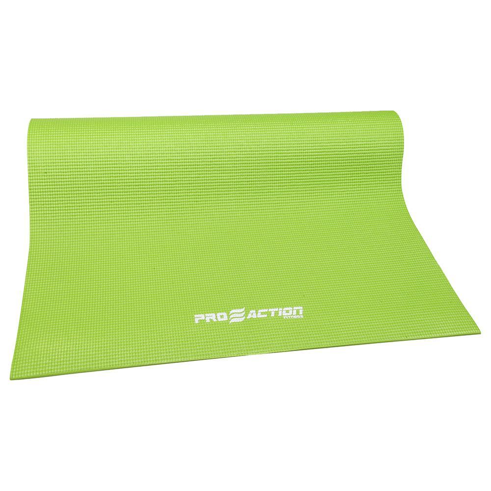 → Tapete para Yoga Mat em PVC Verde - Proaction é bom  Vale a pena  c6946cd472c6