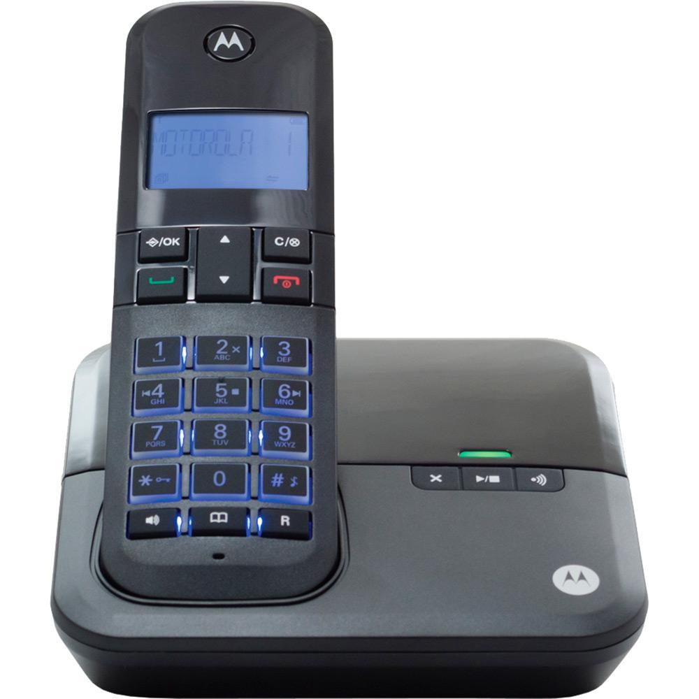 a4fd2b12b Telefone Digital sem Fio Moto 4000SE com Identificador de Chamadas - Motorola  é bom? Vale