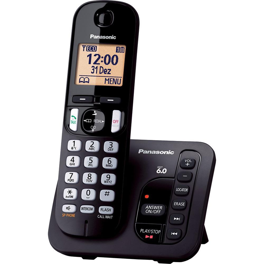 f78c5ef88 Telefone sem Fio Digital Panasonic KX-TGC220LBB com Secretária Eletrônica é  bom? Vale a pena?