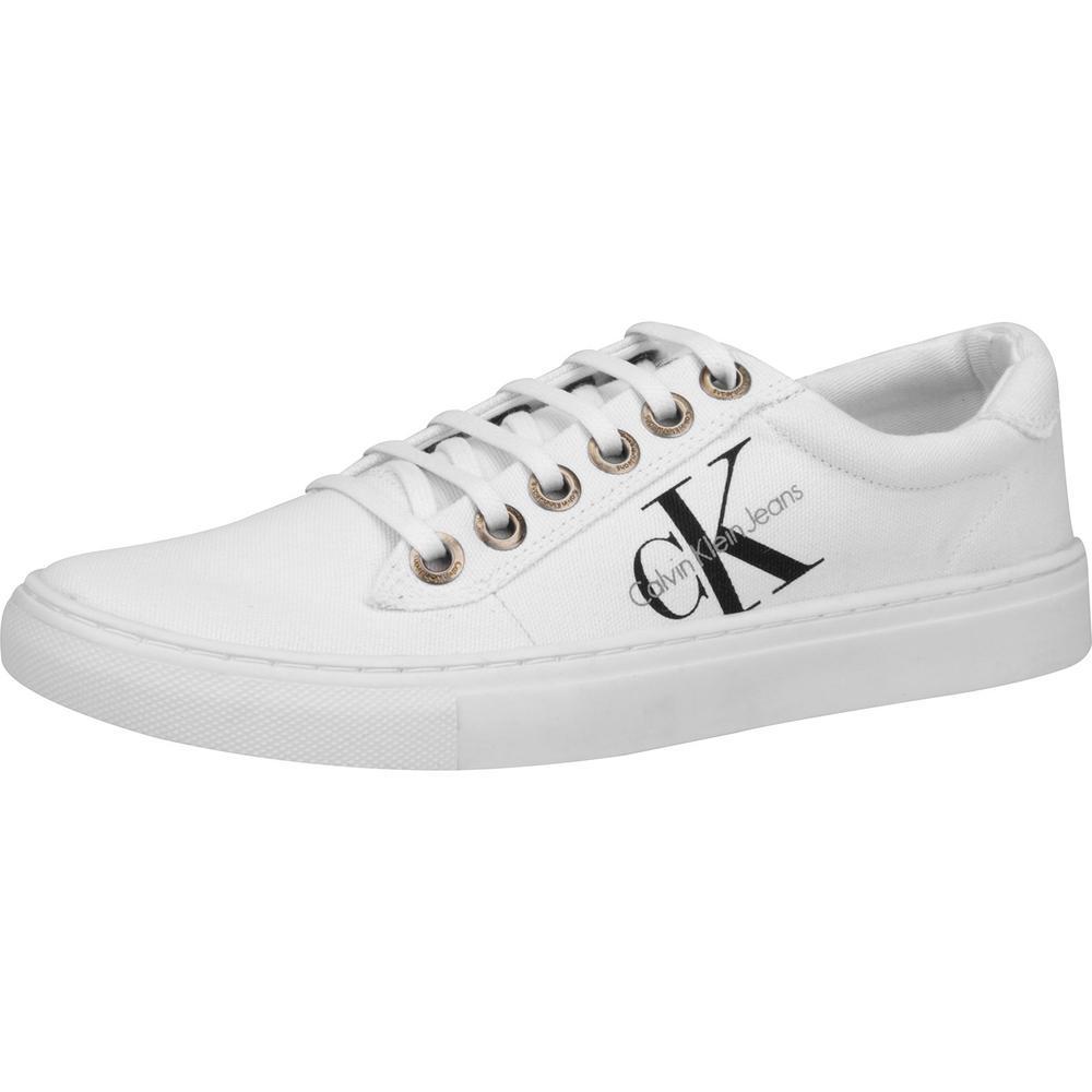 24d188869 → Tênis Casual Calvin Klein Jeans Logo Lateral é bom? Vale a pena?