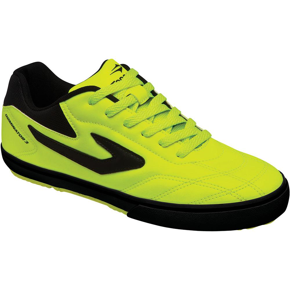 7d79d5c80de → Tenis Topper Fsal Dominator III Neon e Preto é bom  Vale a pena